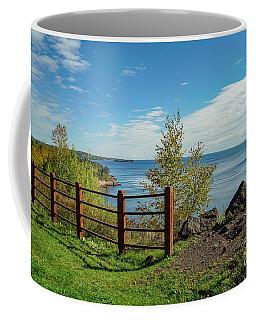 Lake Superior Overlook Coffee Mug