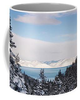 Lake Tahoe Panorama Coffee Mug