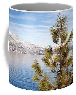 Lake Tahoe Pine Tree Coffee Mug