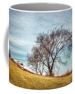 Lakeshore Lonely Tree Coffee Mug