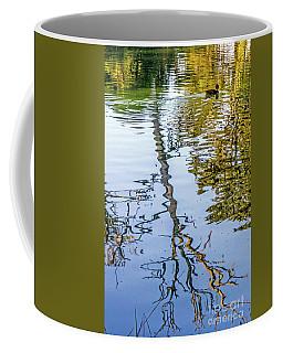 Lakeside Reflections II Coffee Mug