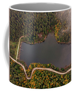 Lakeside Road Coffee Mug