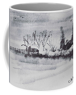 Lakeside View Coffee Mug