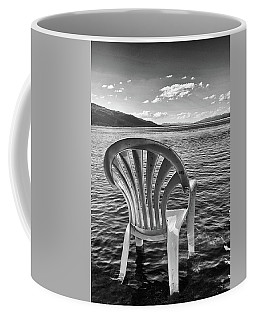 Lakeside Waiting Room Coffee Mug