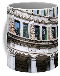 Lamar Building - Augusta Ga Coffee Mug