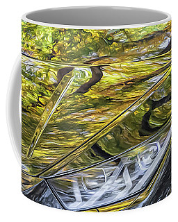 Lamborghini Fall Reflections Coffee Mug