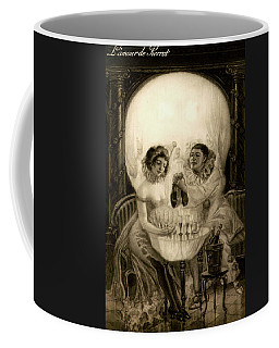 L'amour De Pierrot, 1905 Coffee Mug