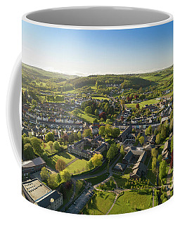 Lampeter From The Air Coffee Mug