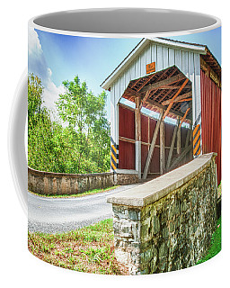 Lancaster Covered Bridge Coffee Mug