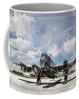 Lancaster Engine Test 2 Coffee Mug