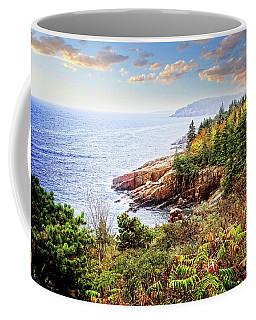 Land Meets Sea Coffee Mug