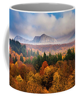 Land Of Illusion Coffee Mug