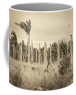 Land Time Forgot Coffee Mug