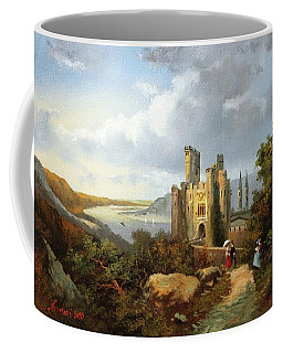 Landscape With A Castle Coffee Mug