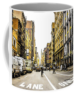 Lane Only  Coffee Mug