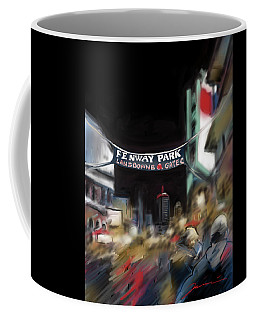Lansdowne Street Coffee Mug