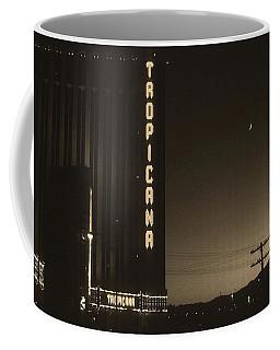 Las Vegas 1984 Sepia #1 Coffee Mug