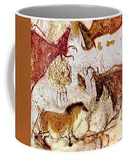Lascaux Horse And Cows Coffee Mug