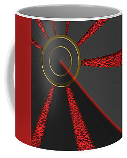 Laser Lock Sequencer Coffee Mug