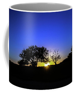 Last Light Texas Hill Country Paradise Canyon Sunset 8053a1 Coffee Mug