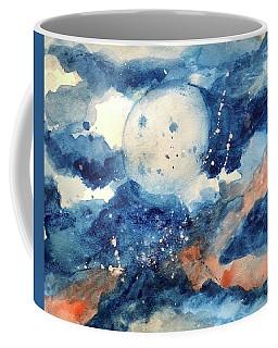 Last Nights Magic Moon Coffee Mug