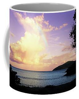 Last Rainbow Of The Day Coffee Mug