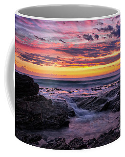 Last Sunset Of 2018 Coffee Mug