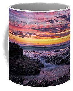 Last Sunset Of 2018 Coffee Mug