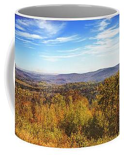 Late Autumn In Vermont. Coffee Mug