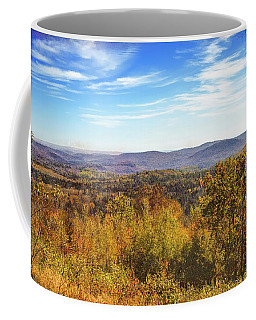 Late Autumn In Vermont. Coffee Mug