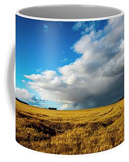 Late Summer Storm With Tornado Coffee Mug