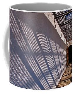 Lattice Shadows Coffee Mug