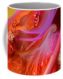Laughing Hibiscus Coffee Mug