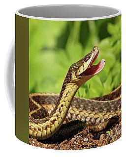 Laughing Snake Coffee Mug