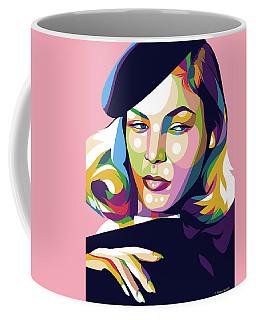 Lauren Bacall Coffee Mug