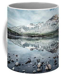 Layers Of Tranquility Coffee Mug