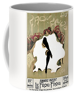 Le Frou Frou Coffee Mug