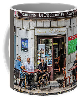 Le Pitchounet Brasserie Coffee Mug