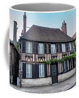 Coffee Mug featuring the photograph Le Vieux Logis D'acquigny by Randy Scherkenbach