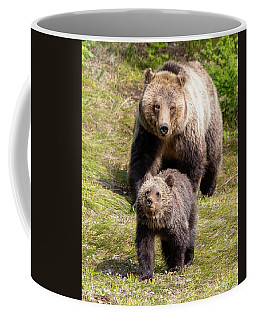 Coffee Mug featuring the photograph Lead The Way by Mary Hone