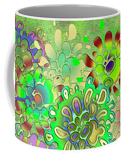 Leaves Remix Coffee Mug