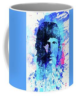 Legendary Roger Waters Watercolor Coffee Mug