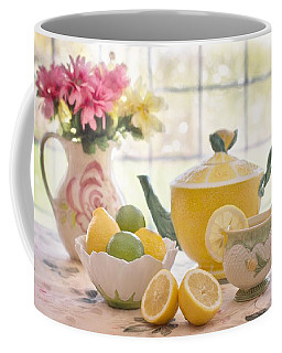 Lemon Tea  Coffee Mug
