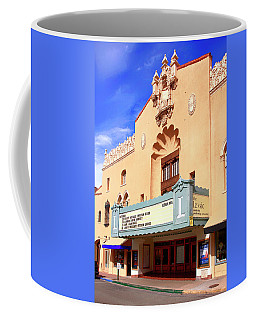 Lensic Performing Arts Center Coffee Mug