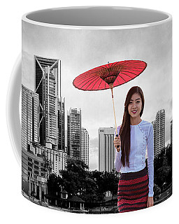 Let The City Be Your Stage Coffee Mug