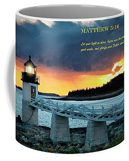 Let Your Light So Shine Coffee Mug