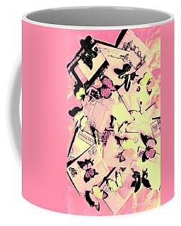 Letter Nests Coffee Mug