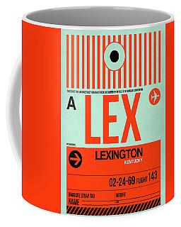 Lex Lexington Luggage Tag I Coffee Mug