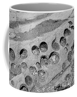 Coffee Mug featuring the photograph Life Forms by Jeni Gray