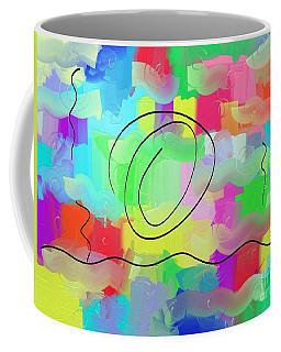 Sky And Sea Coffee Mug